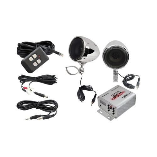 Pyle plmca10 Motorcyle speaker package