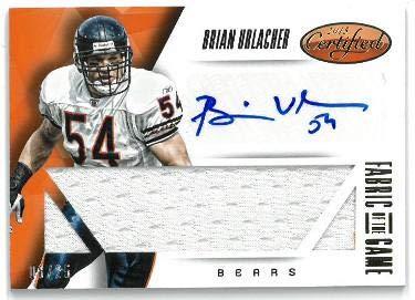 on sale 16e61 c901b Amazon.com: Brian Urlacher signed Chicago Bears 2015 Panini ...