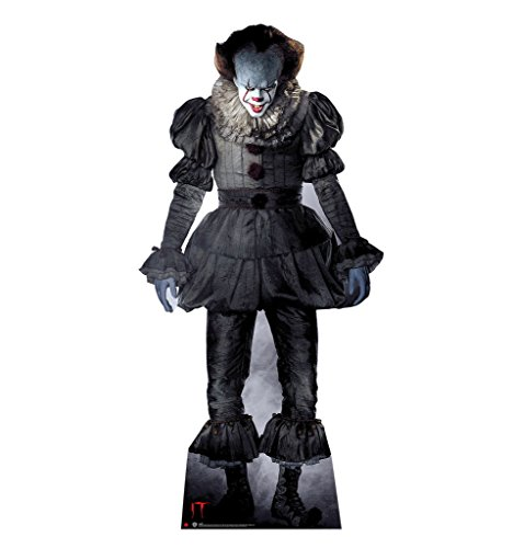 Pennywise the Dancing Clown - It (2017 Film) - Advanced Graphics Life Size Cardboard Standup