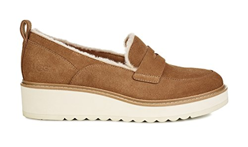 Image of UGG Women's Atwater Spill Seam Loafer Chestnut 8 B US