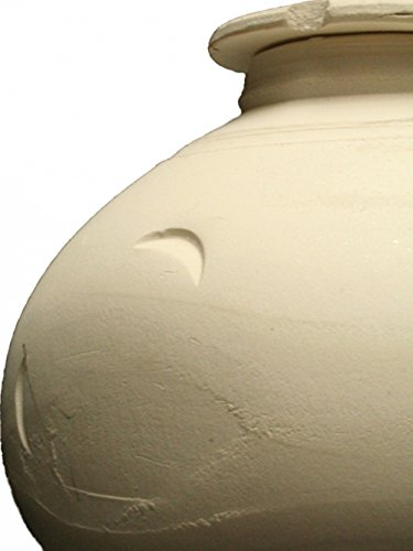 Sax Low Fire Moist Earthenware Clay, 50 Pounds, Cream White