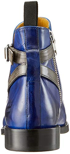 Grigio Hamilton Crust Hrs Saphir Boots Strap Grigio Blk 8 Betty Hrs Grey Crust Blk Melvin Chelsea Saphir Strap Women's amp; 6nfPBP