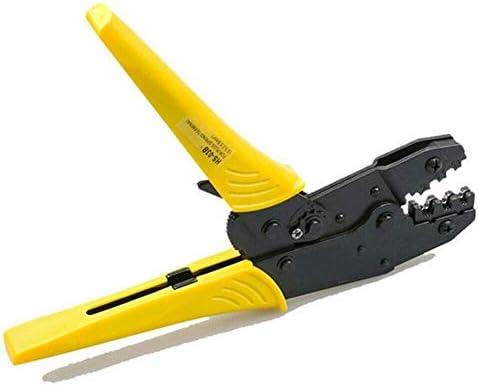 SSY-YU プロフェッショナルワイヤークリンパエンジニアリングラチェットターミナルワイヤーCrimplingプライヤーツールセットニッパーツール ペンチ 切断工具