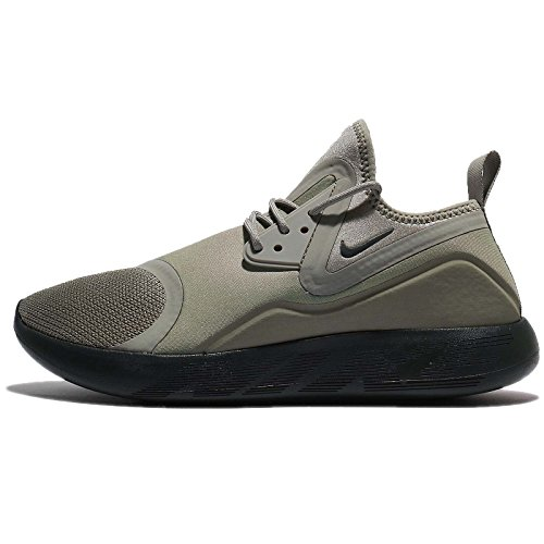 Nike Men Lunarcharge Essential, Dark Stucco/Outdoor Green-Outdoor DARK STUCCO/OUTDOOR GREEN-OUTDOOR