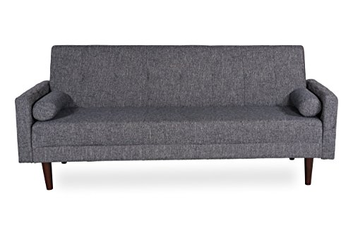 At Home USA – Vitalia Grey Sofa Sleeper