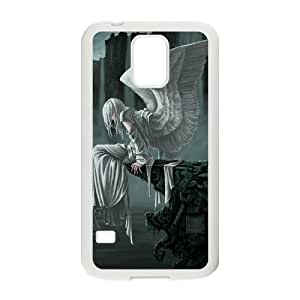 PCSTORE Phone Case Of Fantasy Angel For Samsung Galaxy S5 I9600
