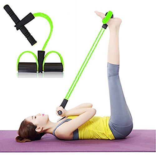 Satvat Pull Reducer, Waist Reducer Body Shaper Trimmer for Reducing Your Waistline and Burn Off Extra Calories, Arm Exercise, Tummy Fat Burner, Body Building Training, Toning Tube (Multi Color) Price & Reviews