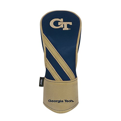 Team Effort Georgia Tech Yellow Jackets Hybrid Headcover (Tech Georgia Headcovers)