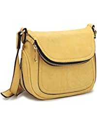 edda743fe02e Lady Lightweight Crossbody Bags for Women Small Crossbody Purses Travel Bags  Soft Shoulder Bags Vegan Leather