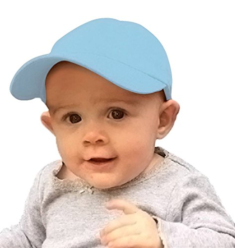 TopHeadwear Infant Cargo Baseball Hat - Sky Blue ()