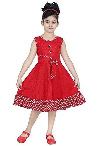 ULTRA TREND Girl #39;s A Line Knee Length Dress