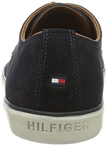 Tommy Hilfiger G2285eorge 1b, Zapatillas para Hombre Azul (Midnight 403)