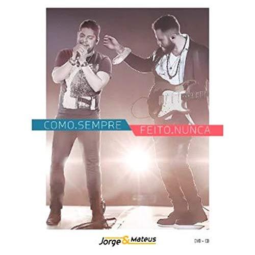 JORGE & MATEUS - JORGE & MATEUS - COMO.SEMPRE.FEITO.NUNCA