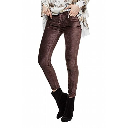Free People Womens Velvet Textured Pants for sale
