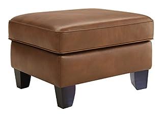 Serta CR46769 RTA Astoria Coated Fabric Storage Ottoman