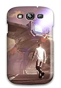 Heidiy Wattsiez's Shop Best 8370363K72175901 For Galaxy S3 Protector Case Transverse Phone Cover