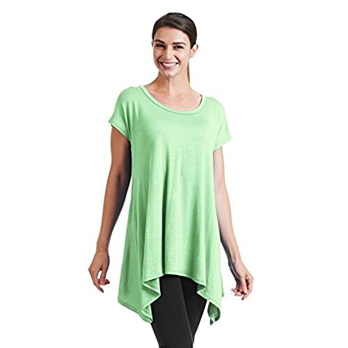 Green Asymmetrical Top