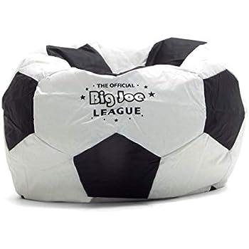 Amazon Com Big Joe 615137 Bean Bag Chair Soccer Ball