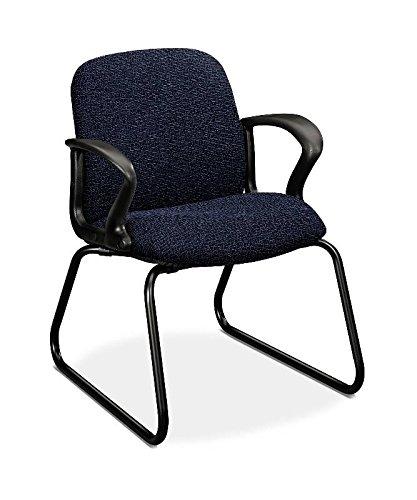 HON Gamut Guest Chair, Black CU10
