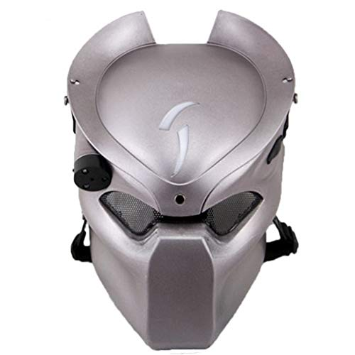 Richermall Outdoor CS Games Costume Mask Ventilate Protective
