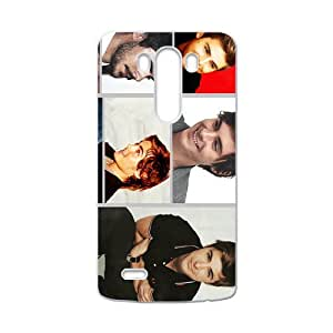 Zac Efron Fred Perry Cell Phone Case for LG G3