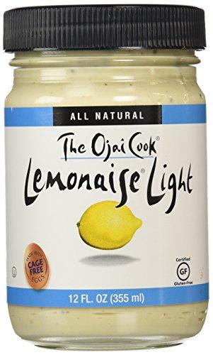 Ojai Cook All Natural Lemonaise Light -- 12 Fl Oz