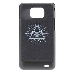 comprar Eye Caso duro del patrón para Samsung I9100 Galaxy S2