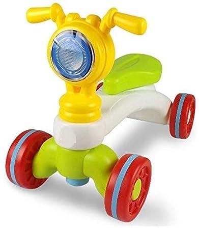 Baby Balance Bike Bicycle Children Toddler Rides on Toys 4 Wheels 10-20 Months