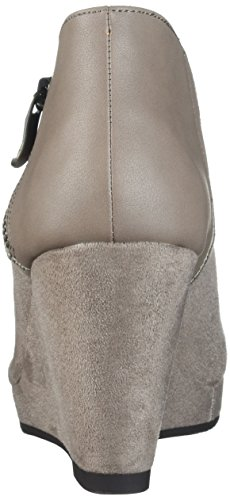 Pebble By Daim Talons Compensés Laundry Vast calf Suede Taupe Cl n6Aqw4YdY