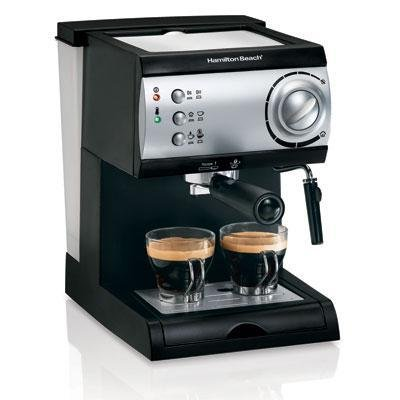 Hamilton Beach 40715 Espresso Maker ''Prod. Type: Kitchen & Housewares/Coffee & Tea Makers'' by Original Equipment Manufacture (OEM)
