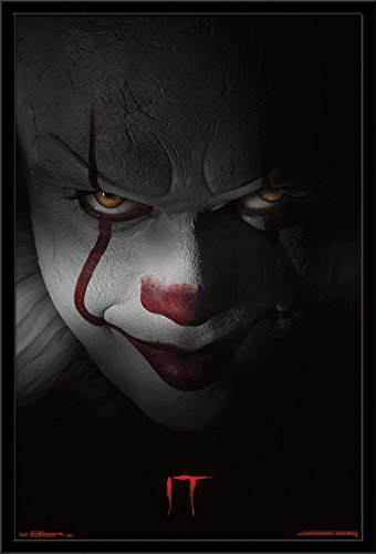 Trends International It Movie Pennywise Mounted Poster
