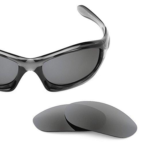 Revant Replacement Lenses for Oakley Monster Dog Polarized Slate Grey