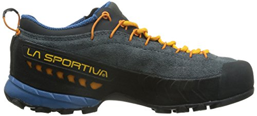 La Sportiva M TX 4 - Blue / Papaya - EU 37 / UK 4 / US 5 - Leichter robuster Herren Approachschuh