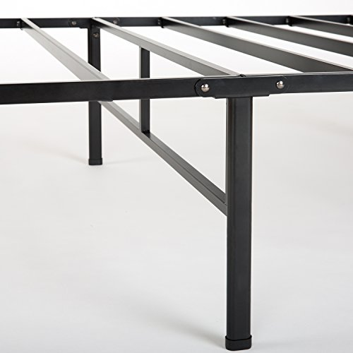 Zinus 14 Inch Easy To Assemble SmartBase Mattress Foundation/Platform Bed Frame/Box Spring...