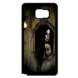 Samsung Galaxy Note 5 Case,Horror Case,Horror Pattern Series Hard Snap on Cover Case for Samsung Galaxy Note 5