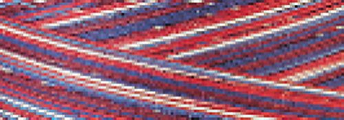 Signature 41 Cotton Variegated Colors 700 Yards-Stars & stripes (39320)
