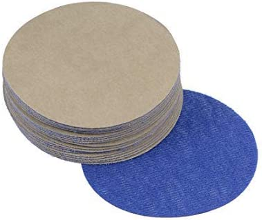 3-inch dry and wet sanding discs 7000 Grain Hook and loop Sandpaper Electrostatic sand seeding Silicon carbide 20 pieces