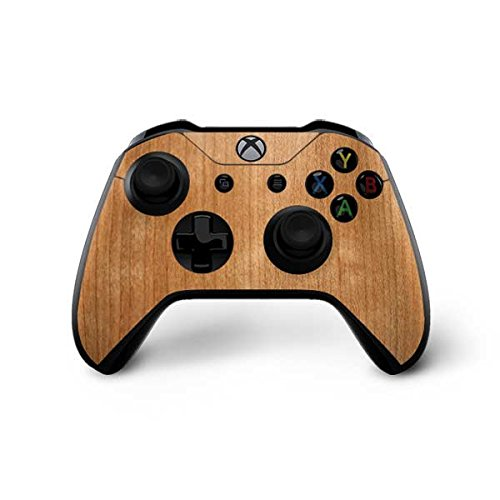 Wood Xbox One X Controller Skin - Natural Wood | Skinit Patterns & Textures Skin