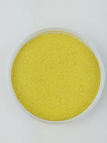 (Streamside Shoppe - Yellow Colored Wedding Unity Sand -)