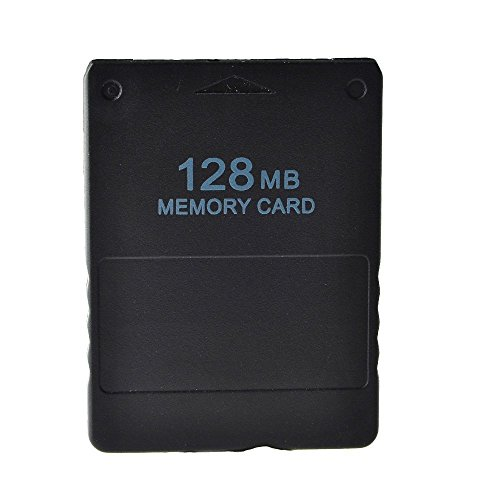 MB High Speed Memory Card for Sony Playstation 2 Games ()