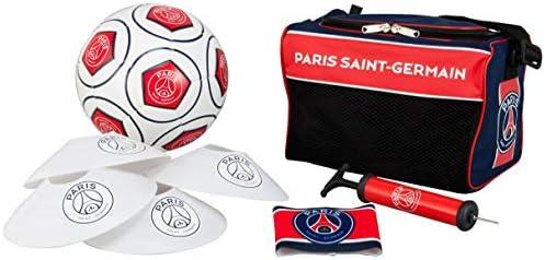 Paris Saint Germain - Balón Bolsa Cuencos Brazalete - fútbol Kit T ...