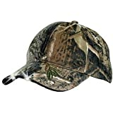 Panther Vision Realtree Camo Powercap with 4 LED Lights - Colors May Vary