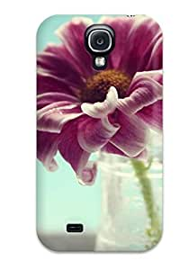Fashionable CrCjH1147qnGbG Galaxy S4 Case Cover For Flower Vase Protective Case