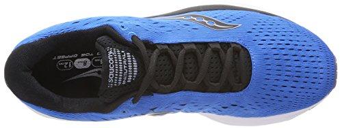 De Jazz 2 blk Homme Bleu Fitness 20 Chaussures blu Saucony tpqZq