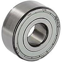 Pr/äzision 0/mm ID 0/mm OD 0/mm Breite FAG b7206ctp4sulfag eckig Kontakt Kugellager