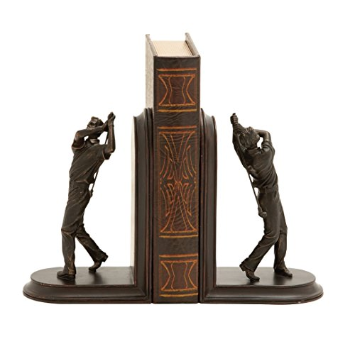 Golf Themed Bookends - 1