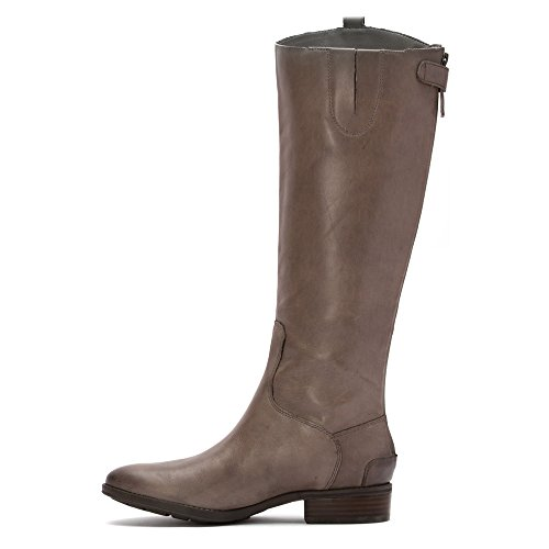 Edelman Frost Boots Penny Women's Grey Equestrian Sam OpCqwd7O