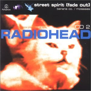Street Spirit (Fade Out) [UK #2] by EMI Import