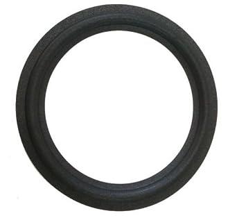 Lautsprecher Reparatur Sicke Gummi Subwoofer Membran /(8 Inch Zoll /Ø 210mm /[17/]/)