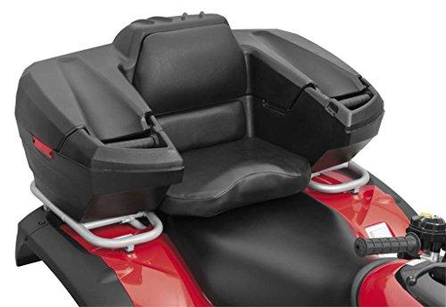 New QuadBoss Rest-N-Store ATV Storage Trunk / Rear Seat - 2014-2015 Polaris Sportsman 570 ATV (Polaris Atv Helmet)